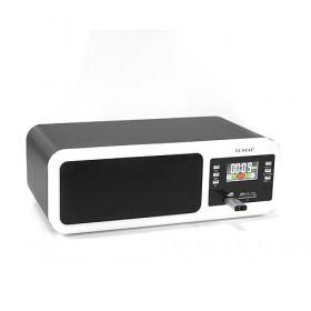 Good Quality Black And Silver Multimedia Audio Computer Speaker/ Amplifier