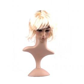 High Quality Special Silver Women Costume Short Bob Hair Wigs