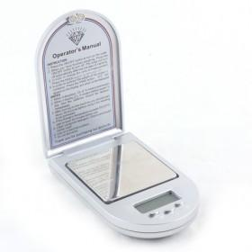 Fashion 1kgx0.1g 1000gx0.1g 1000g/0.2g Electronic Weighing Jewelry Digital Scale