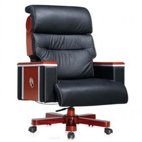 Elegant Design Black Lifting Swivel PU/ Leather Computer Chair/ Office Chair/  Boss Chair ...