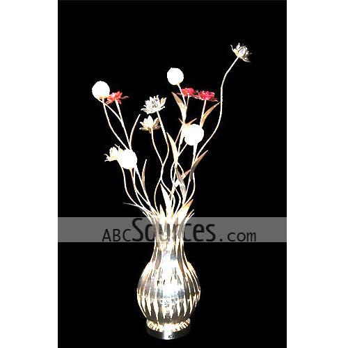 Wholesale fine table lamp decorative lamp floor lamp lc110411240 rnthis wholesale fine table lamp is in vase design it is made of aluminium wire this decorative lamp can also be keyboard keysfo Gallery