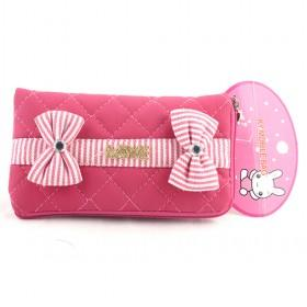 New Double Tie Pouch/mobile Phone Case/mobile Phone Pouch/mobile Phone Bag/card Case/pu Wallet/purse