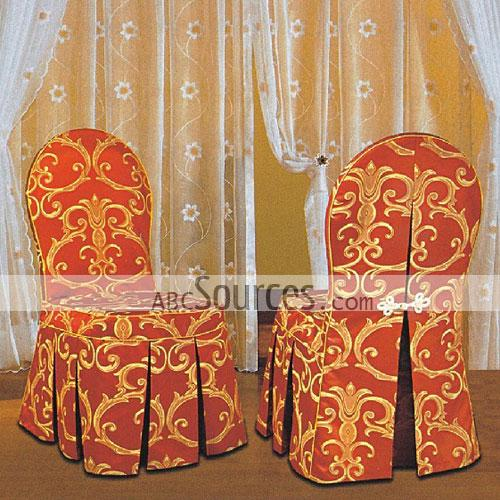 wholesale luxury with yellow embroidery decorative meeting