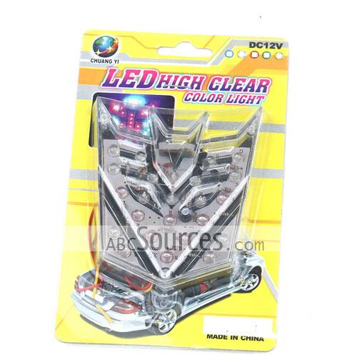 LED car stikers