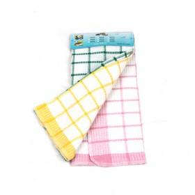 Top Quality 35cm And 35cm 3pcs Packed Rag Cleaning Cotton Towels