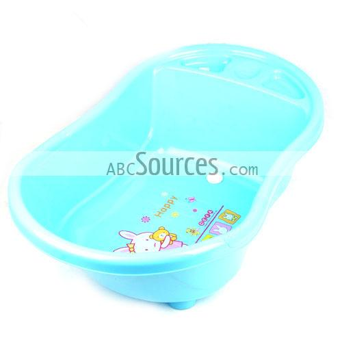 wholesale Shinny Blue Baby Bath Tub, Plastic Children Bathtub ...