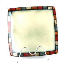 2014 Fashion Design Ceramic Plate Decorative Plates 28cm Square Plates Kitchenware  sc 1 st  Abc Sources & wholesale 2014 Fashion Design Ceramic Plate Decorative Plates 28cm ...