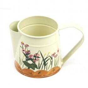 Pastoral Watering Can Flower Pattern Watering Cans
