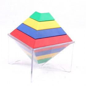 Pyramid Symmetrical Puzzle Cube