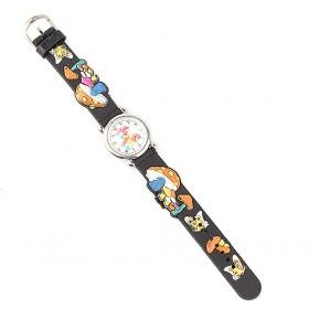 Mushroom Gel Crystal Silicone Watch Jelly Watch Quartz Wrist Bracelet