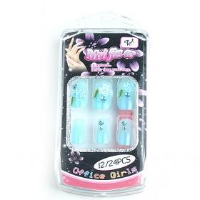Fresh Style Luxury Fake Nail Set