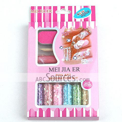 Wholesale nice nail art decoration kit lc090511306 nice nail art decoration kit prinsesfo Gallery