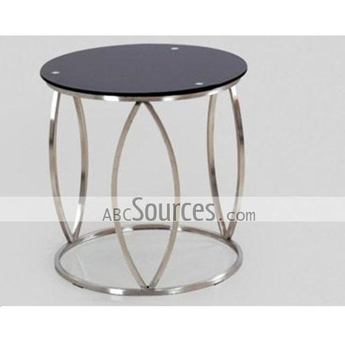 Wholesale hot sale round brown corner coffee table lc111611140 hot sale round brown corner coffee table watchthetrailerfo