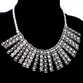 Delicated Alloy Necklace