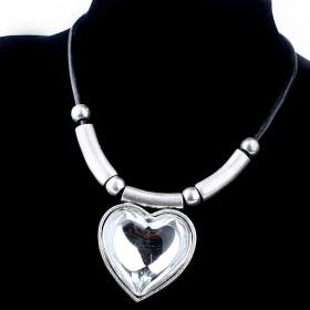 Heart Alloy Necklace