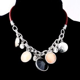 Graceful Alloy Necklace