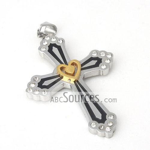 Wholesale environmental cross pendant wholesale cross pendants environmental cross pendant wholesale cross pendants aloadofball Choice Image
