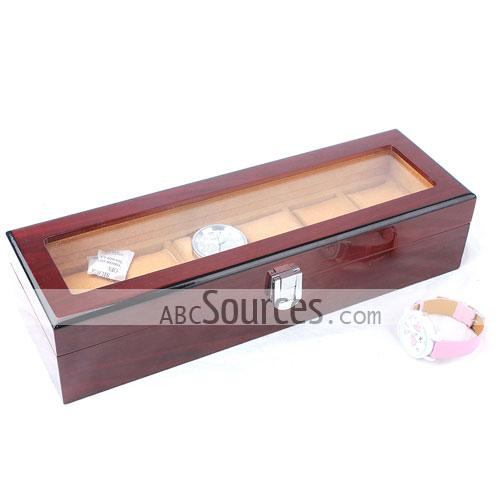 whole long display case mens ladies wrist watch boxes best long display case mens ladies wrist watch boxes best lovely gift