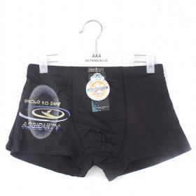 High Quality Men 's Black Underwear Boxers Briefs Cotton Underwear Man Underwear Boxer Shorts