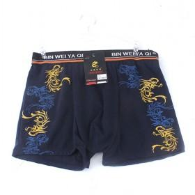 High Quality Men 's Dragon Underwear Boxers Briefs Cotton Underwear Man Underwear Boxer Shorts