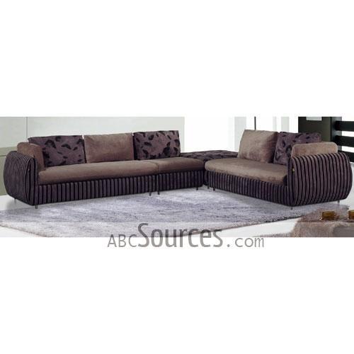 Attirant Modern Elegant Design High Rank Fabric Sofa Group