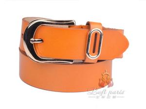 Ladies the Newest Style High Quality Genuine Leather Belt