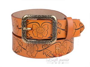 Womens Hot-selling Fashionable Casual Genuine Leather Belt