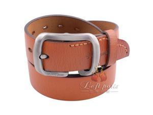 High Quality Hot Men Leather Pin Buckle Belt