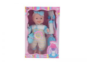 Eva DIY silverware 14 inch cotton body 12