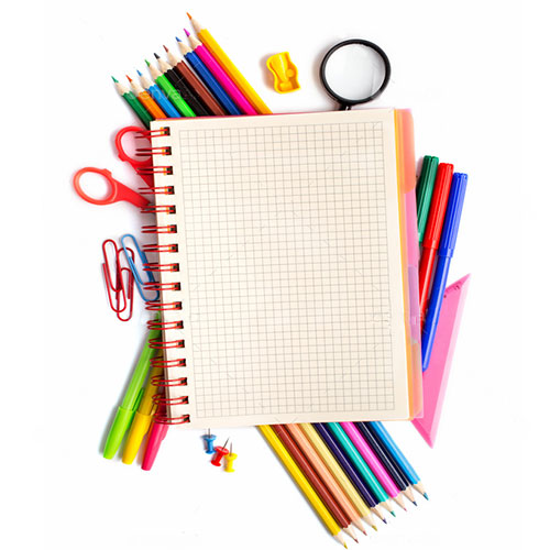 Stationery & Office items